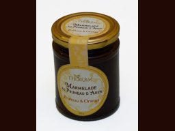 Marmelade au Pruneau d'Agen et Orange